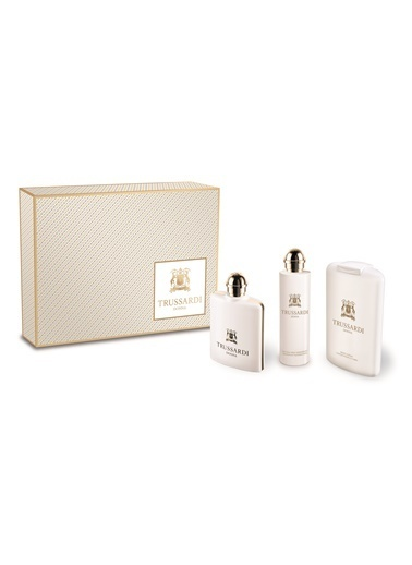 Trussardi Donna Edp 100 Ml+Body Lotion 200 Ml +Deodorant 100 Ml Kadin Parfüm Set Renksiz